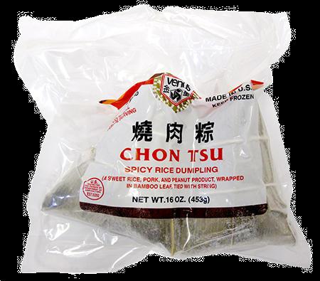 SPICY RICE DUMPLING (CHON TSU)