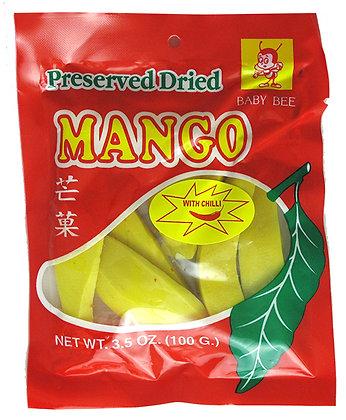 PRESERVED MANGO W/CHILI