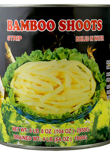 STRIP BAMBOO SHOOT