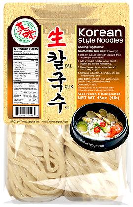 KALGUKSU NOODLE (KOREAN STYLE)