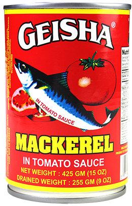 MACKEREL TOMATO SAUCE (RED)