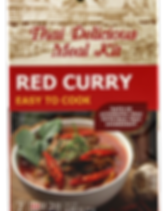 OU10ER1 - MEAL KIT RED CURRY (24X85G) -