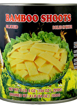 SLICED BAMBOO SHOOT