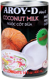 COCONUT MILK (DESSERT)