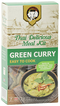 GREEN CURRY MEAL KIT