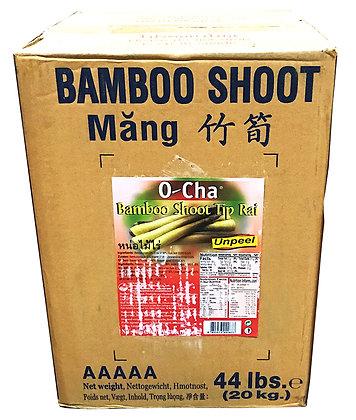 UNPEELED BAMBOO SHOOT-TIP RAI