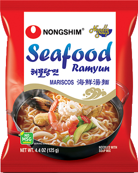 SPICY SEAFOOD NOODLE