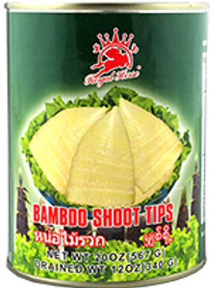 SHORT BAMBOO SHOOT TIP