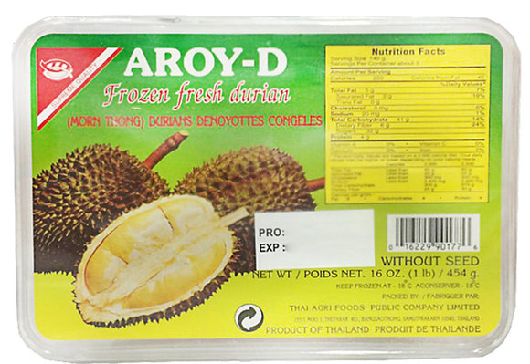 DURIAN MEAT (SEEDLESS)