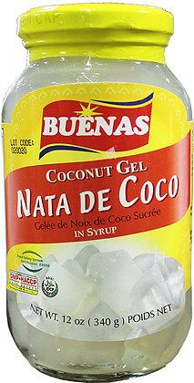 COCONUT GEL (NATA DE COCO)