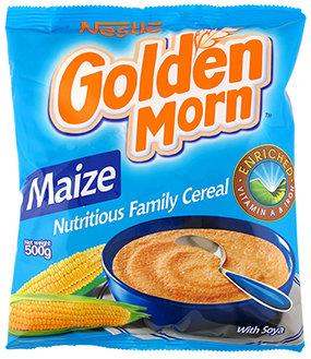 GOLDEN MORN CEREAL