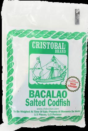 SALTED CODFISH BACALAO