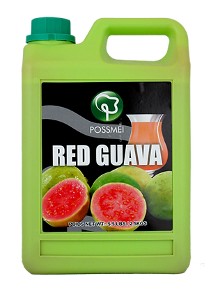 RED GUAVA SYRUP