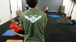 Tacfit stagione 2014-2015 - ARIS Sporting Village