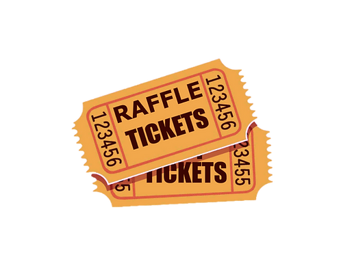 25 Raffle Tickets