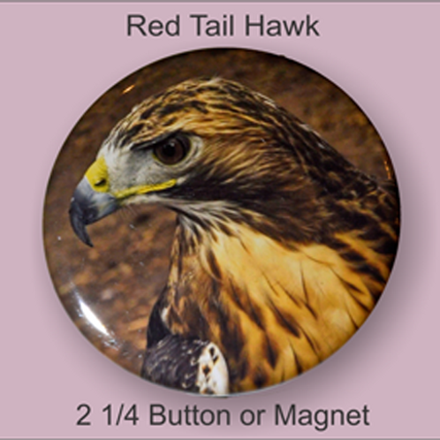 Red Tail Button