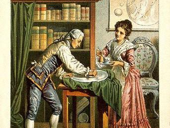 Unconventional Heroines: Caroline Herschel's Stellar Career