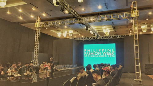 Summer Spring Collection at PH FASHION WEEK 2020
