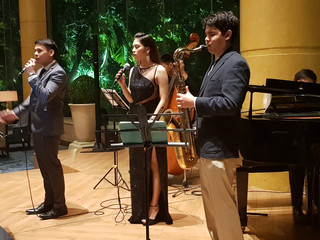 Pop goes Jazz at the Makati Shangri-La