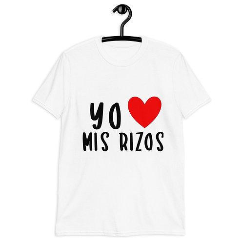 Yo <3 Mis Rizos T-Shirt