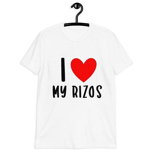 I <3 My Rizos T-Shirt