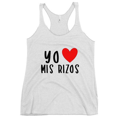 Yo <3 Mis Rizos Tank