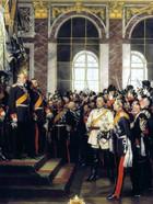 Versailles, proclamation Empire Allemand