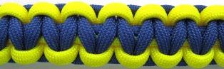 Neon Electric Blue/Neon Yellow