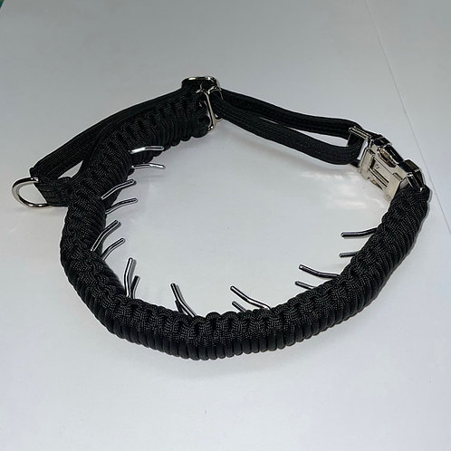 """Easy-on Pinch Collars 15-23"""" Neck (behind ears) eight prongs"""