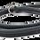 Thumbnail: Double strand show collar