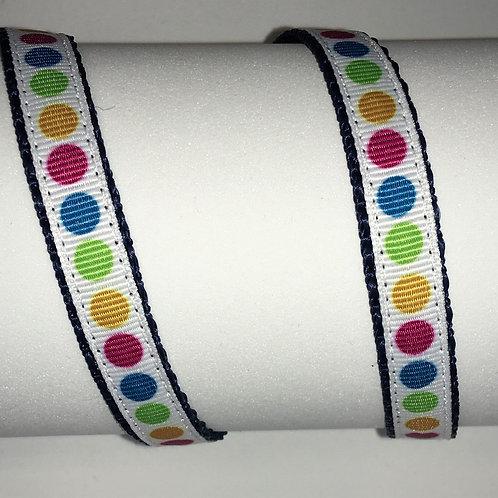 New Small Dog Ribbon Collars