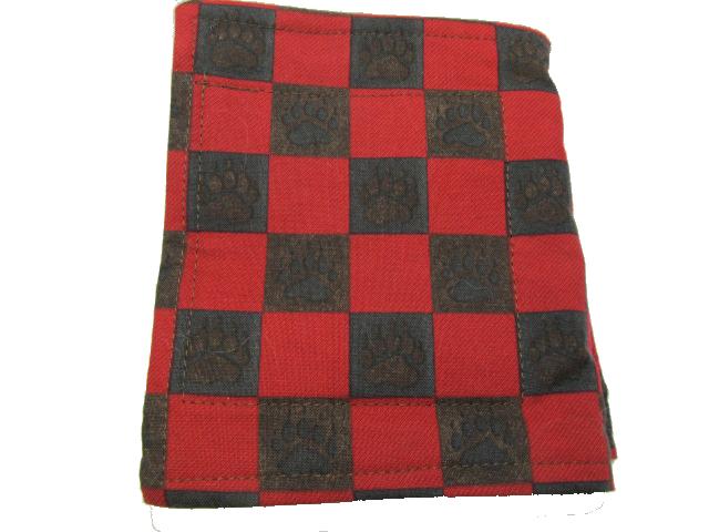 redblack checkerboard