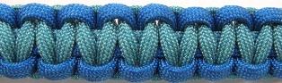 Turquoise/Royal Blue