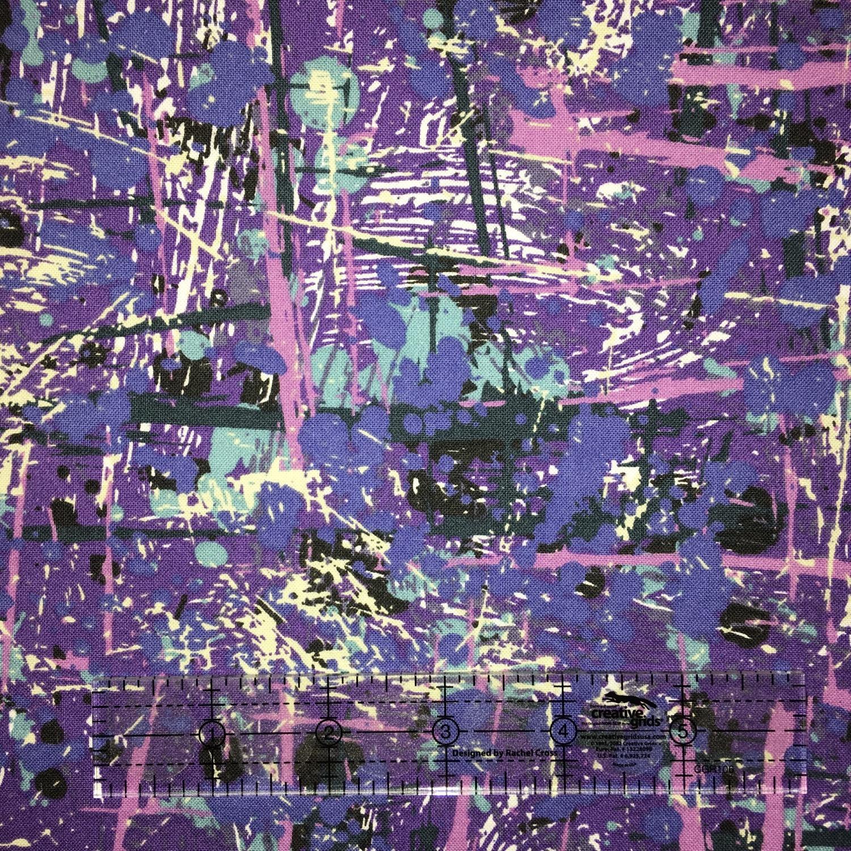 Purple Splash Fab