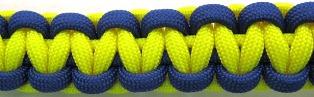 Neon Yellow/Neon Electric Blue