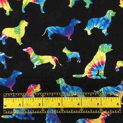 Tye Dye Dogs