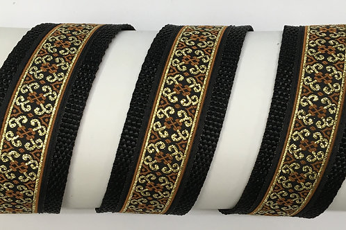 "1 1/2"" wide Ribbon Collars"