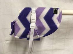 Purple Zig Zag 6