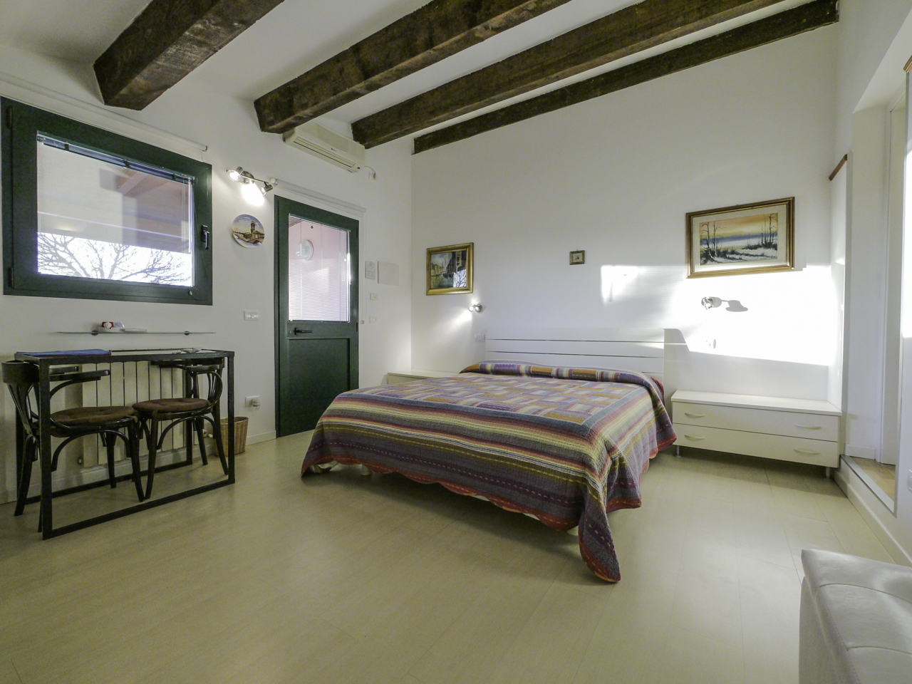 Double Room - Inside