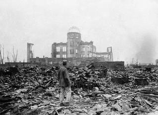 Nagasaki, Hiroshima, the Surrender of Japan and Christianity