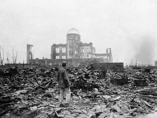Nagasaki, Hiroshima, the Surrender of Japan and Christianity