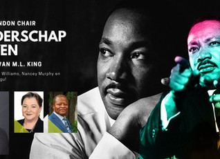 Martin Luther King & Leadership (Baptist House)
