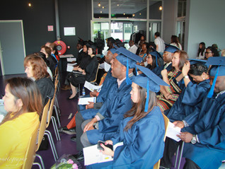 Graduation 2018 - Foundation Academy of Amsterdam