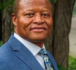 Rev. Godian Ejiogu joins Foundation