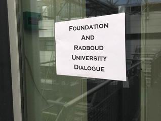Radboud University students visit Foundation Academy of Amsterdam