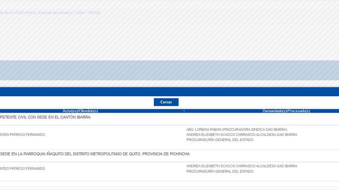 Alcaldesa de Ibarra deberá pedir disculpas públicas a Registrador de la Propiedad