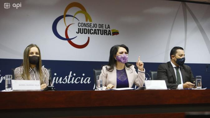 Inicia la fase de oposición del concurso para la designación de juezas y jueces de la CNJ
