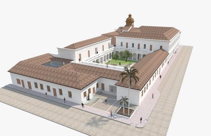 Alcaldesa de Ibarra inició socialización de proyecto de rehabilitación de edificio