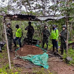 Cinco detenidos en parroquia de Buenos Aires por actividad minera ilegal