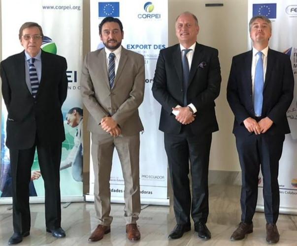 Programa de apoyo de la Unión Europea al comercio en Ecuador cierra con resultados positivos